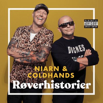 Røverhistorier af Niarn og Coldhands podcast billede